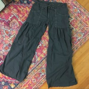 Great XCVI flow casual rave pants | L